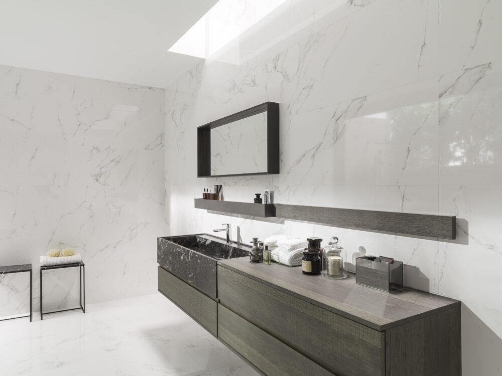 Porcelanosa Carrara Blanco keraamiline seinaplaat