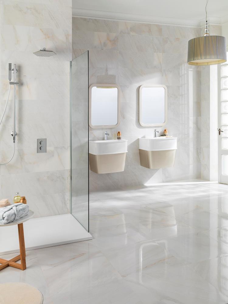 Porcelanosa Bari Blanco keraamiline põrandaplaat