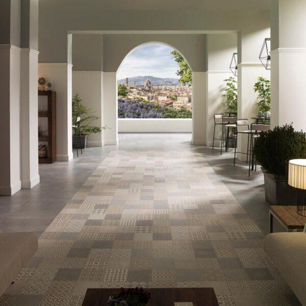 Porcelanosa Marbella keraamiline dekoorpõrandaplaat