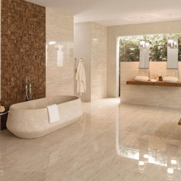 Porcelanosa Travertino keraamiline plaat seinaplaat