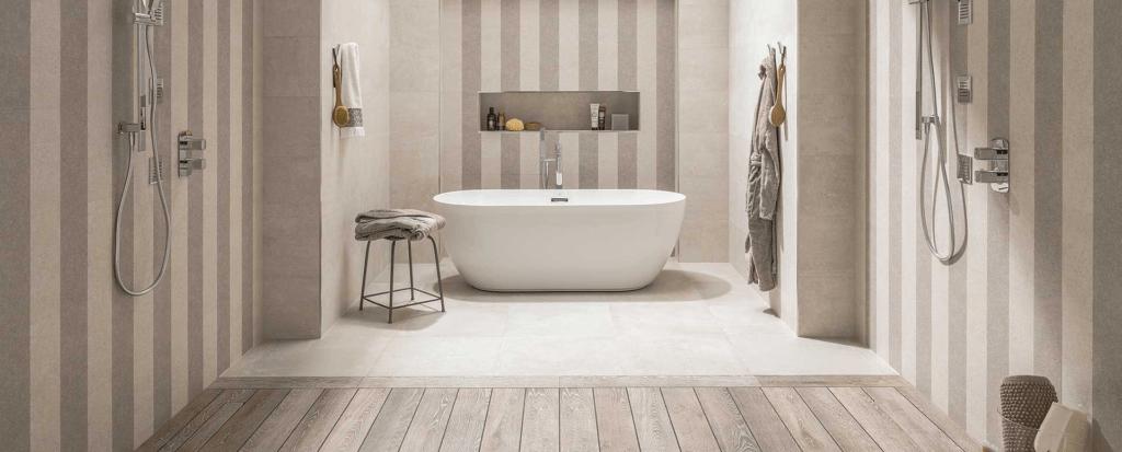 Porcelanosa shower