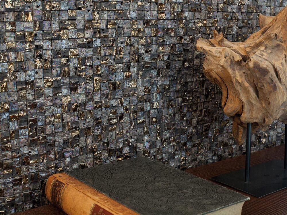 Mosaiikplaat lava stone